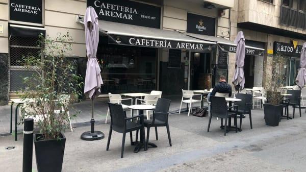 Aremar, Valencia