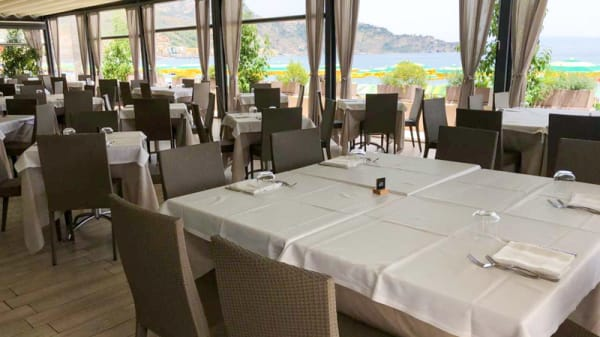 Veduta dell interno - Sayonara  Restaurant - Pizzeria, Giardini Naxos
