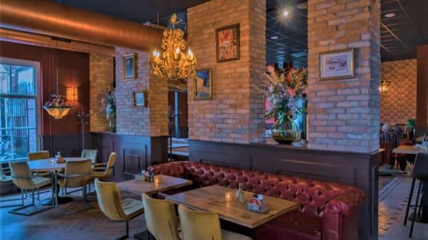 Het restaurant - de Buren, Hellevoetsluis