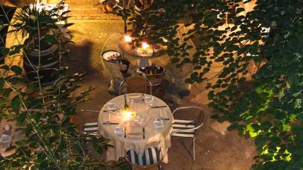 Terrasse - Le Clos Saint-Front, Périgueux