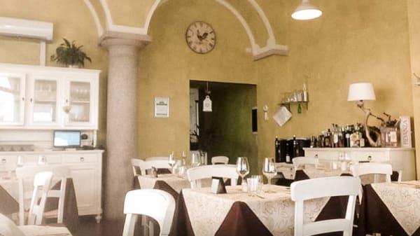 sala - Nonna Italia Ristorante Pizzeria, Stresa