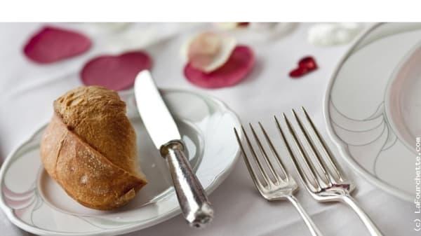 Assiette 3 - Hôtel Restaurant Au Lion d'Or, La Petite-Pierre