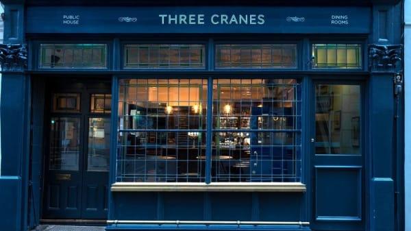 Three Cranes, London