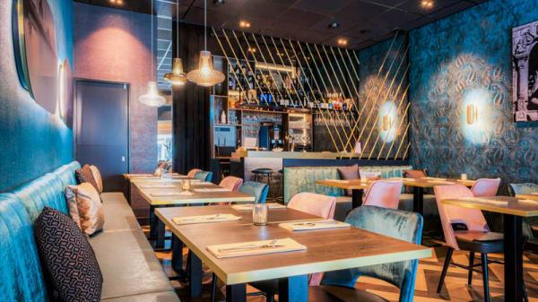Het restaurant - Shanthy, Hilversum