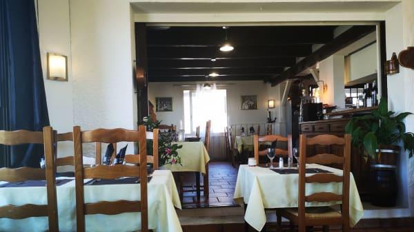 Vue de l'intérieur - La Table de Maitre Panisse, Port-de-Bouc