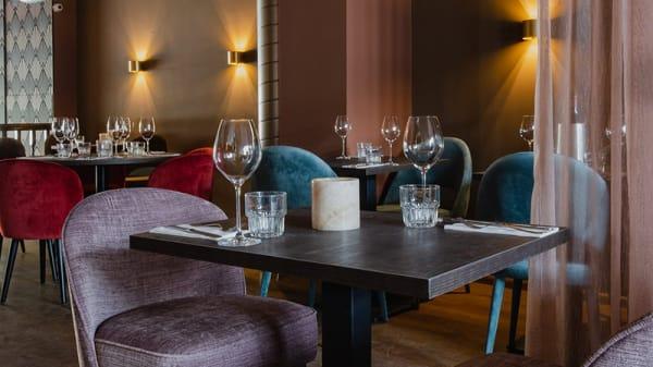Het restaurant - 't Volk, Arnhem