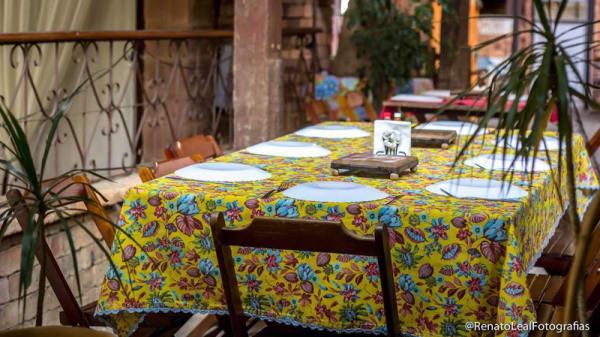 Vista da sala - Restaurante Feijuada, Belo Horizonte