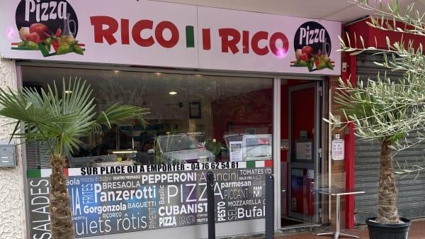 Rico Rico Pizza, Hères