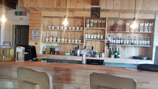 Het restaurant - U Górala, Noordwijkerhout