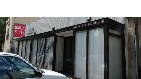 Devanture - Au Porte-Bonheur, Viroflay