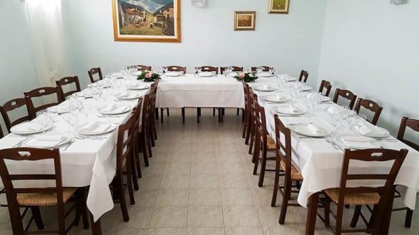 Vista sala - Le Cinque Querce, Livorno