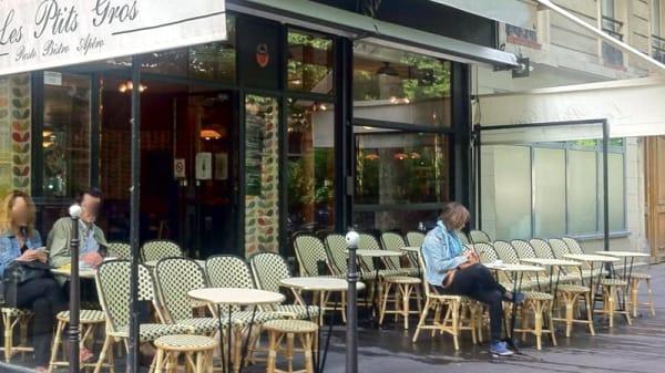 La terrasse - Les Ptits Gros, Paris