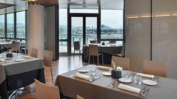 Vista del interior - Club Meet & Eat , Barcelona
