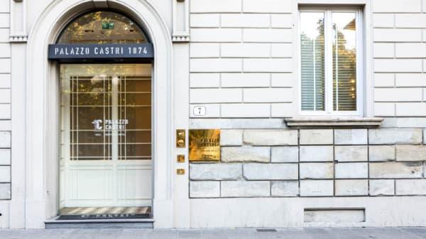 Entrata - Palazzo Castri 1874, Firenze