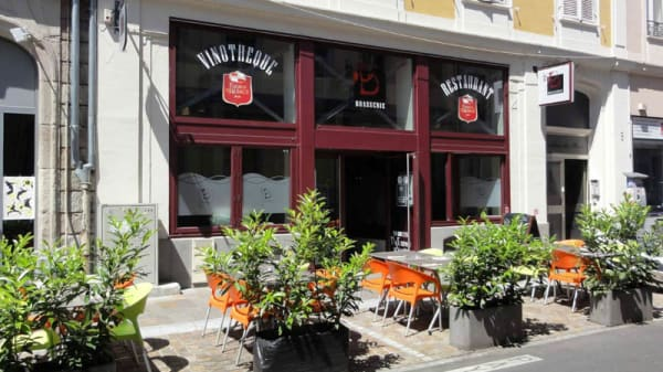 Terrasse - Le St-B, Mulhouse