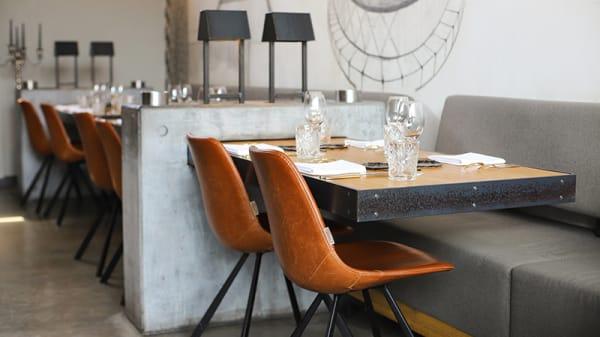 Restaurant - bij Teus, Houten