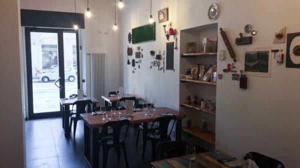 Vista della sala - A Casa di Anna, Torino