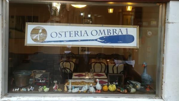 1 - Osteria Ombra 1, Venezia