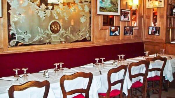Vue de la salle - La Boule Rouge, Paris