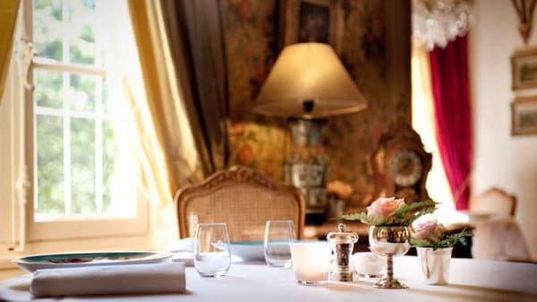Restaurant Château d'Apigné - Les Tourelles - Château d'Apigné, Le Rheu