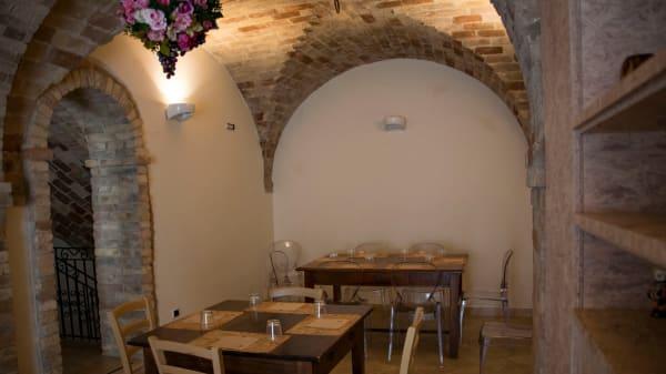interno - A Casa di Lili, Colonnella