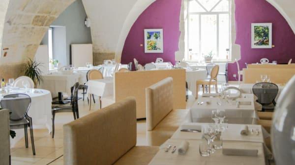 Salle du restaurant - Le Vieux Four, Mouriès