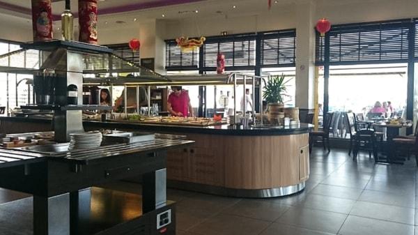 Salle du restaurant - King Long Nord, Limoges