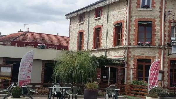 Entrée - Restaurant de l'Abbaye, Ville-sous-la-Ferté