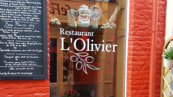 Out - L'Olivier, Wavre