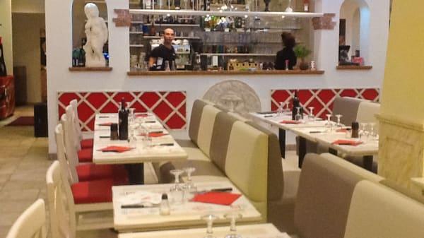 La salle - Pizza di Roma Chessy, Chessy