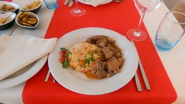 sugestão prato - Mwana Pwo, Lisboa