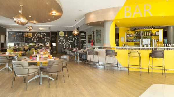 Le Bar - Gourmet Bar - Novotel Convention & SPA, Roissy-en-France