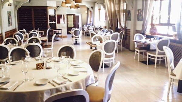 Nouvelle salle - La Forêt, Senonches