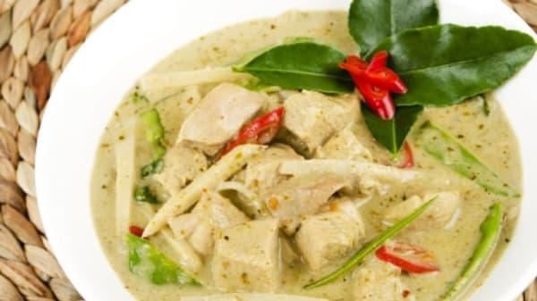 Benjarong Thai Cuisine, Baar