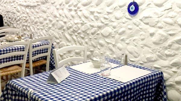 Détail de la table - Helios, Pau
