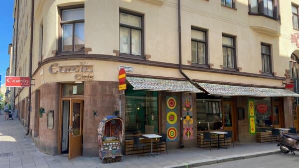 Cumin Club, Stockholm