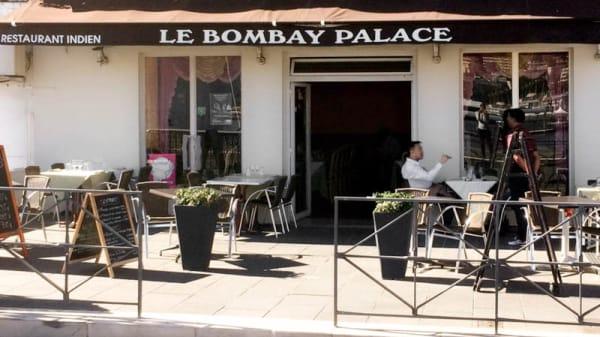 Terrasse - Bombay Palace, Nice