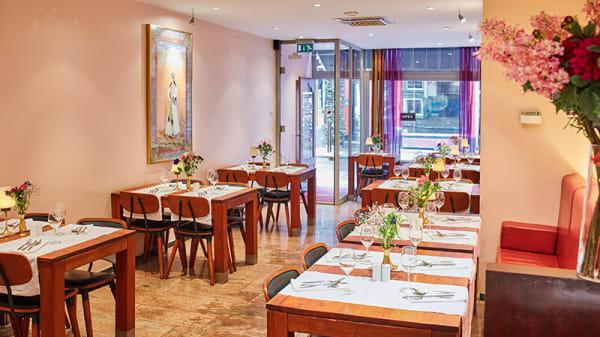 Restaurant - Indian Restaurant Shiva, Amsterdam