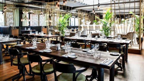 Dining - Mister French, Stockholm