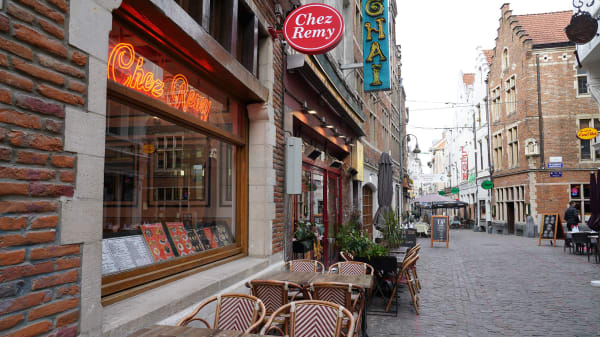 Chez Remy, Brussels