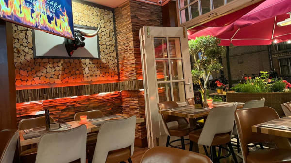 Siga La Vaca Steakhouse, Amsterdam