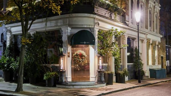 Casa Cruz, Londen