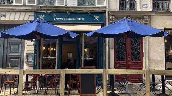 Les Impressionnistes, Paris