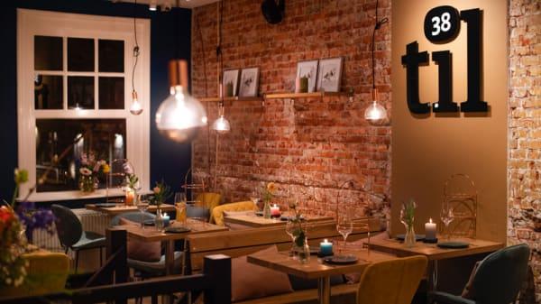 Het restaurant, boven - Til38, Alkmaar