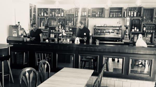 Salle du restaurant - Le Michelet, Boulogne-Billancourt