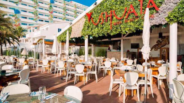 Terraza - Ushuaïa Ibiza Beach Club, Sant Jordi De Ses Salines