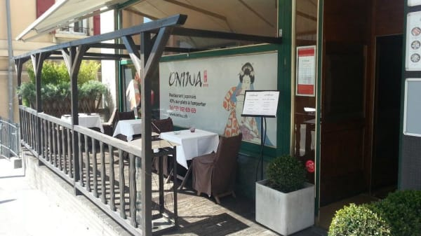 Entrée - Oniwa, Lausanne
