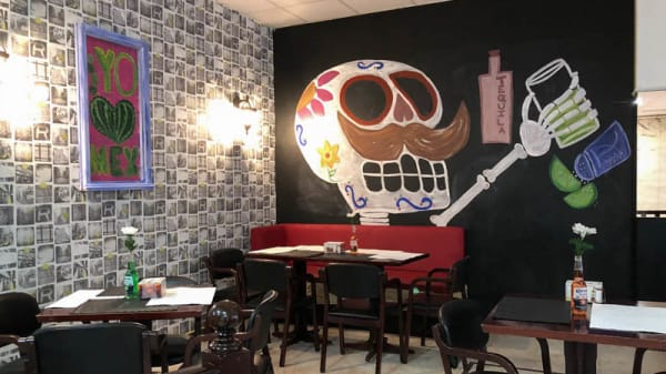 Vista sala - Los Mexicanos, Gijón
