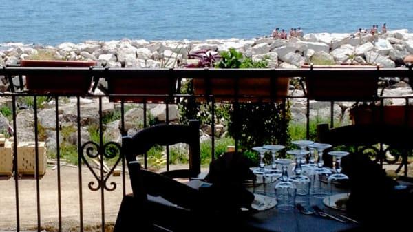 La terrazza - L'antico molo, Arco Felice