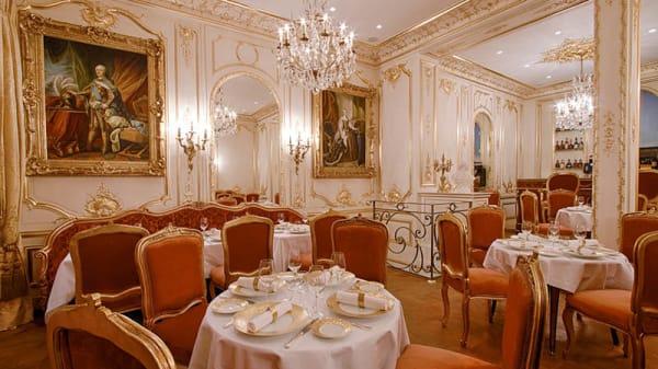 Salle du restaurant - Le Bien Aimé, Paris